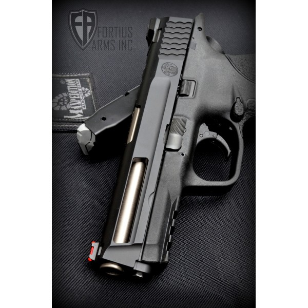 Fortified Smith & Wesson M&P Full Size Nickel Boron Barrel